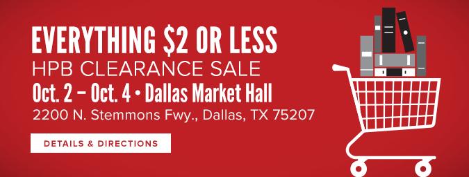 Dallas Clearance Sale