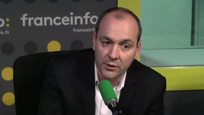 """VIDEO. Fuite de la réforme du Code du travail : si le document se confirme, """"la CFDT râlerait très, très fort"""", estime Laurent Berger"""
