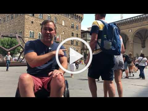 Florence Wheelchair Access Review by John Sage