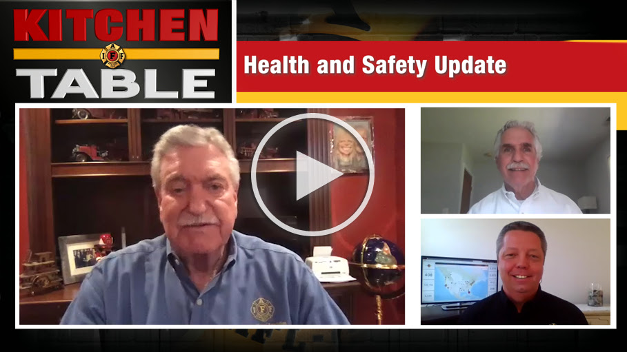 IAFF COVID-19 Health & Safety Update