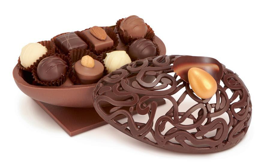 Uovo in cioccolato Grand Cru 65%