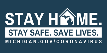 Coronavirus - Stay home. Stay safe. Save lives.