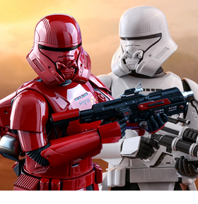Hot Toys Jet Troopers