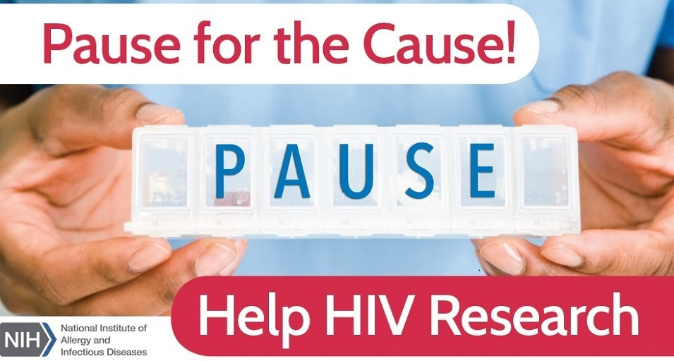 Pause for the cause! Help HIV Research