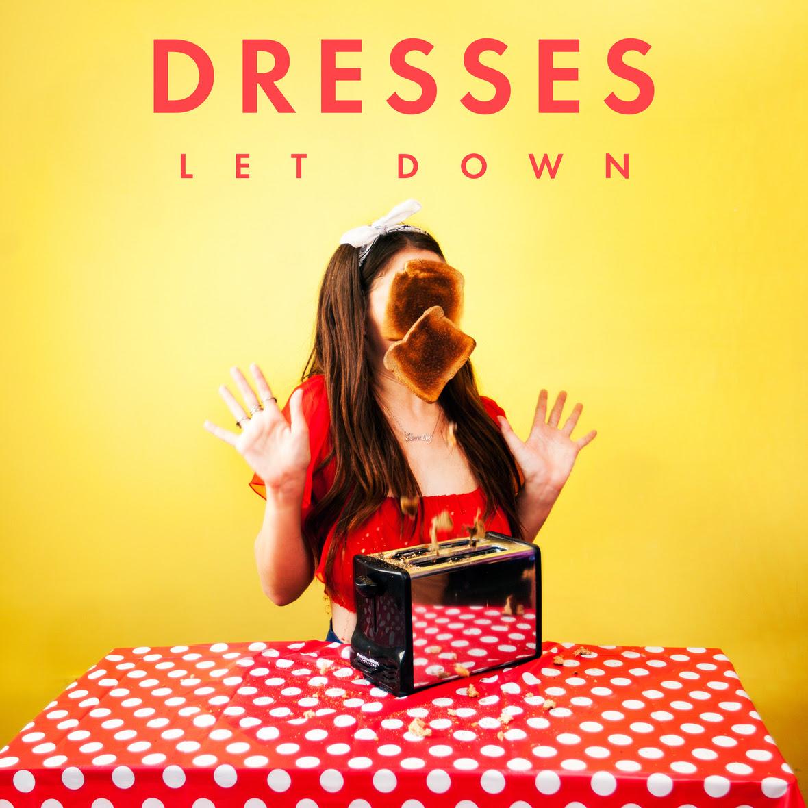 dresses let down cover art