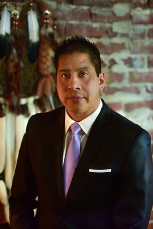Bailey Walker, president of the American Indian Chamber of Commerce. (Photo provided)