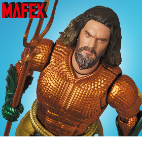 AQUAMAN MAFEX NO.095 AQUAMAN