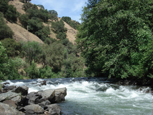 Photo of Mokelumne rapid
