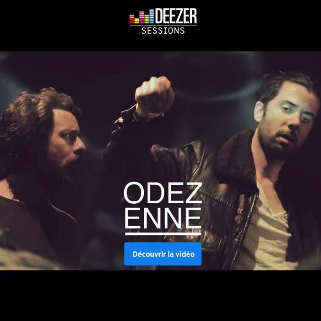 Deezer Live Session