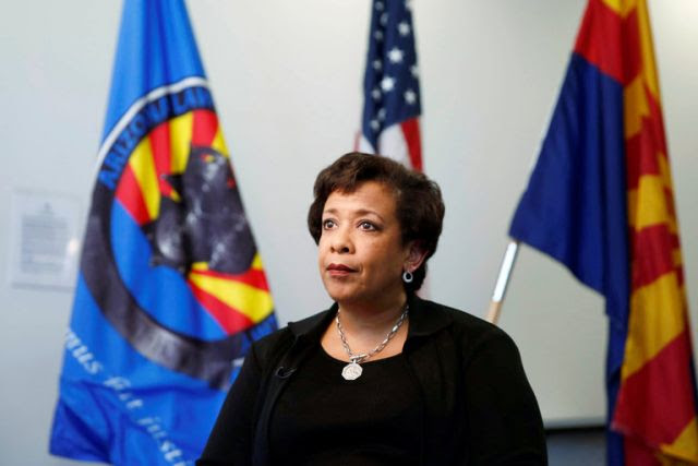 Lynch to Accept F.B.I. Recommendations in Clinton Email Inquiry, Official Says (Video)