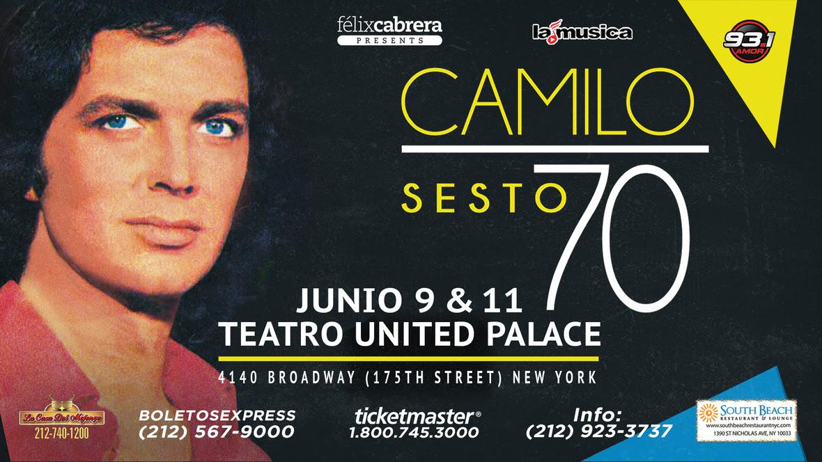 Camilo Sesto TV Comercial