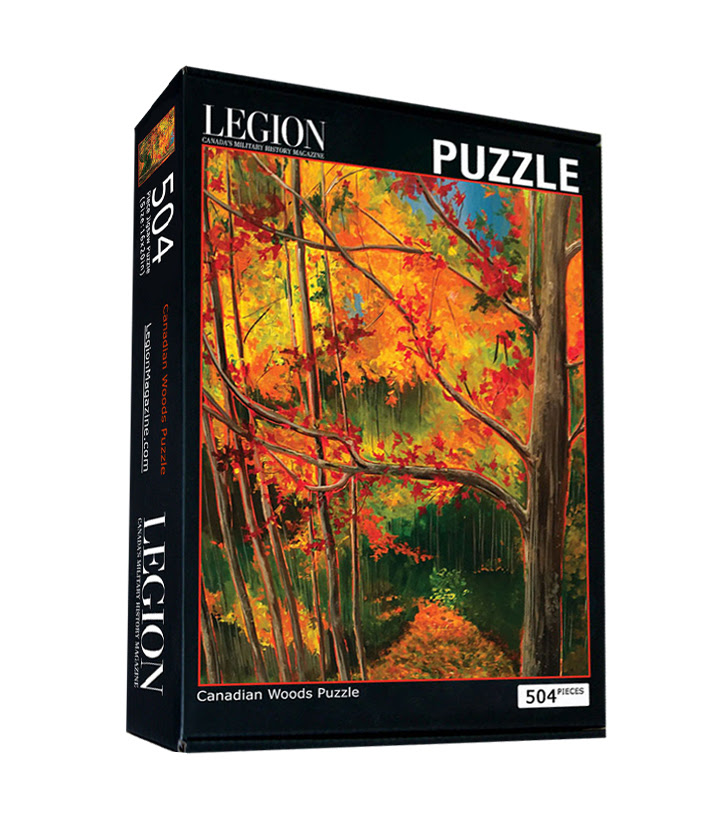 Canadian Woods Puzzle