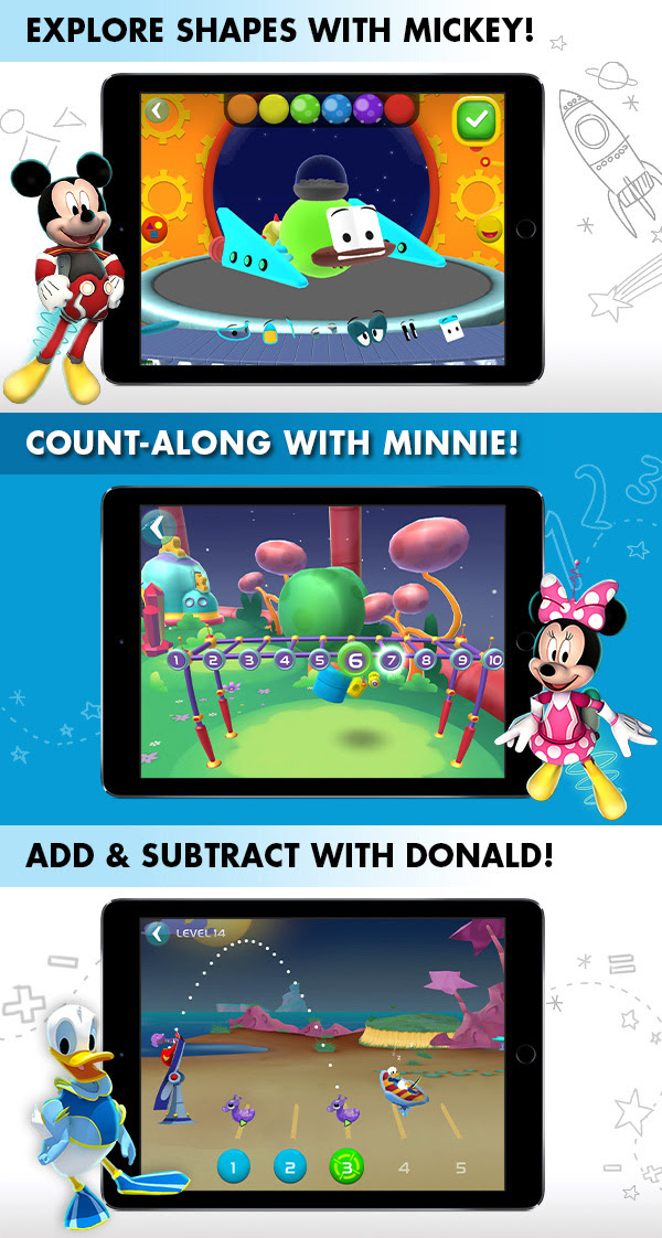 Count-Along with Minnie!