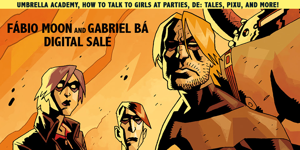 Fabio Moon Gabriel Ba Digital Sale