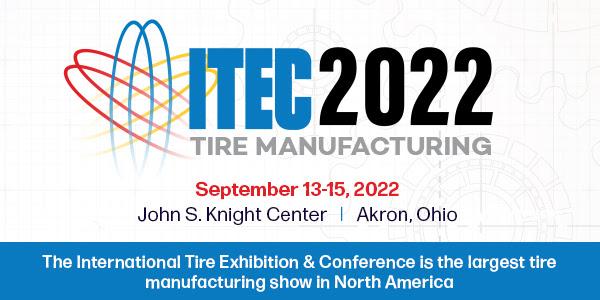ITEC 2022 | September 13-15, 2022 | Akron, Ohio