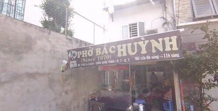 Tản mạn về phở Sài Gòn