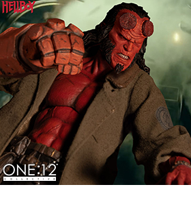 HELLBOY ONE:12 COLLECTIVE