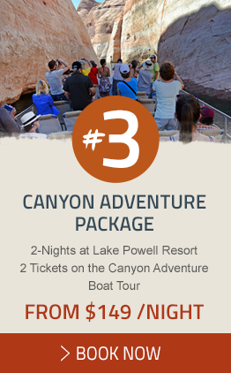 Canyon Adventure Package - Book Now