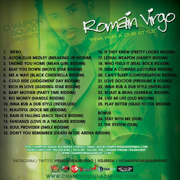 RomainVirgo Inna Rub A Dub Style-2