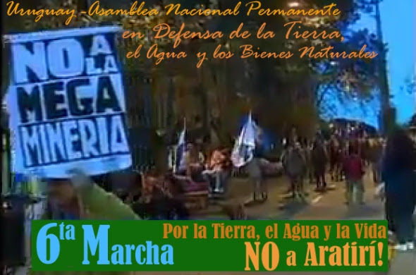 __NO a Aratiri_Uruguay
