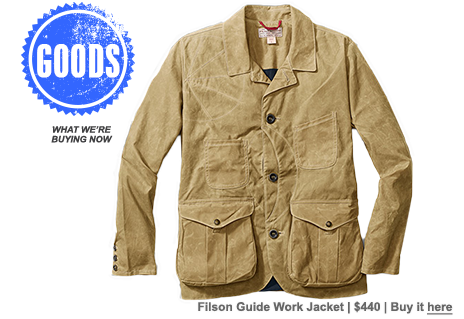 Filson Guide Work Jacket