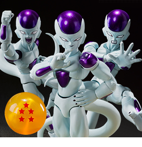 Dragon Ball Z S.H.Figuarts Frieza (4th Form)