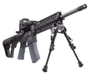 Caldwell's Pic Rail XLA Bipod: Stability for Long Range Shooting