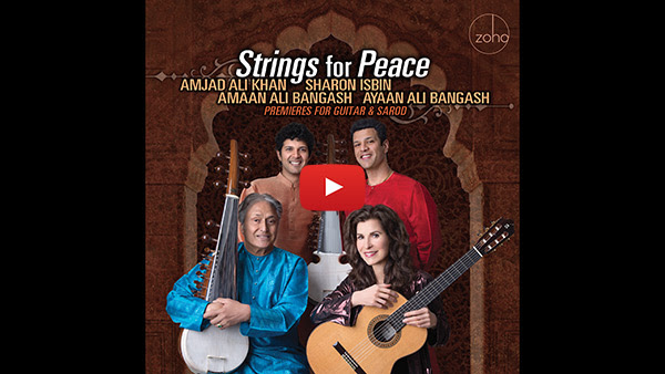 Strings for Peace - Samples