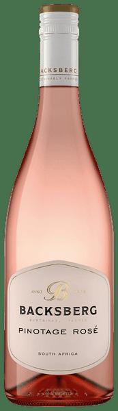 Backsberg Pinotage Rosé U.V. | Wine Info