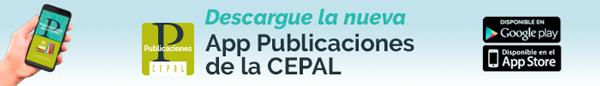 Apps de la CEPAL
