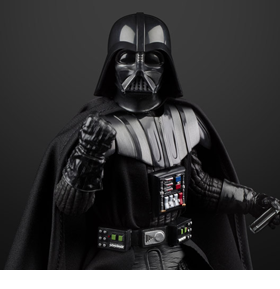 STAR WARS: THE BLACK SERIES HYPERREAL DARTH VADER