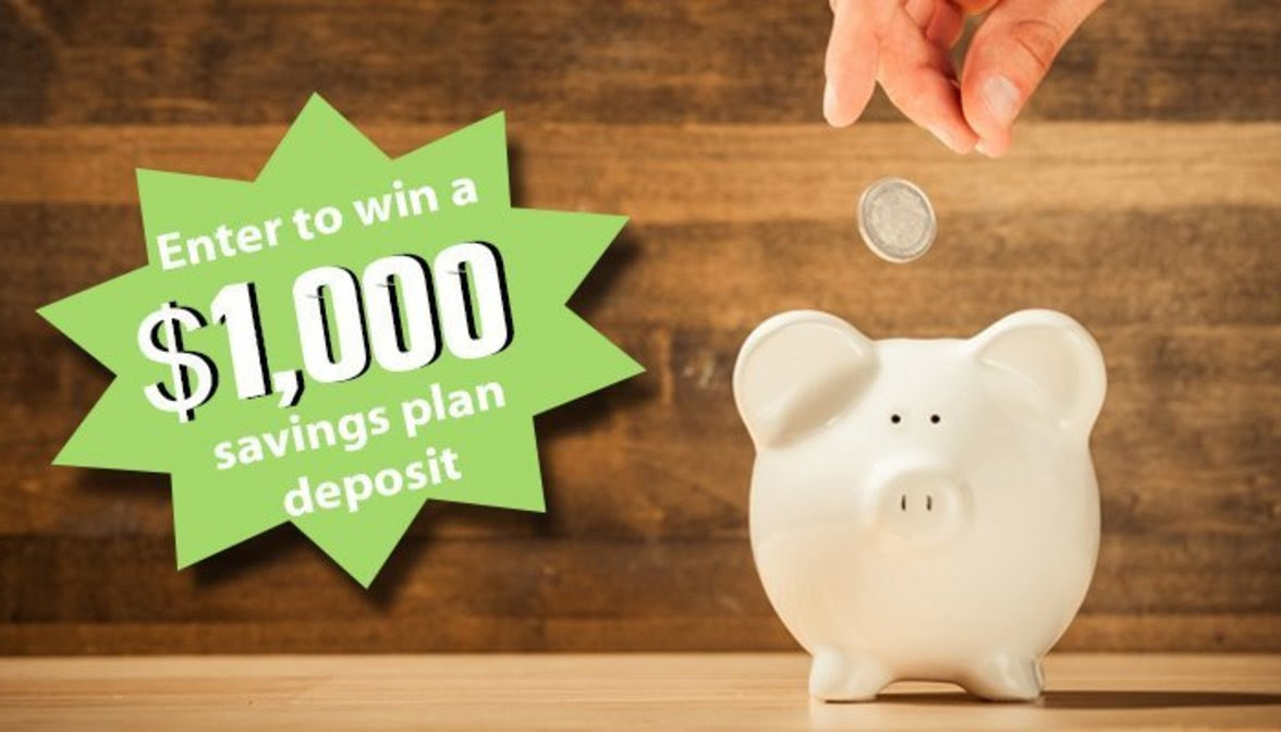 Enter to win a $1,000 College Savings Account