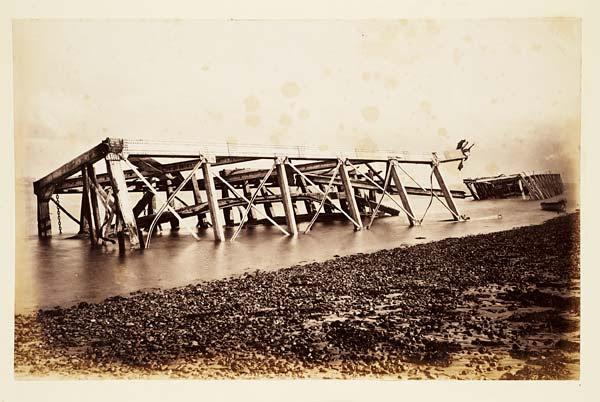 (58) Fallen girders