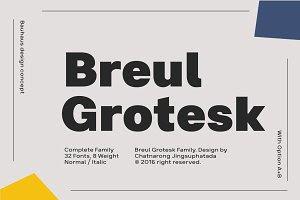 Bruel Grotesk (sale 85%)