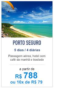 Porto Seguro / R$ 788