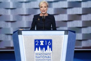 Cecile Richards DNC