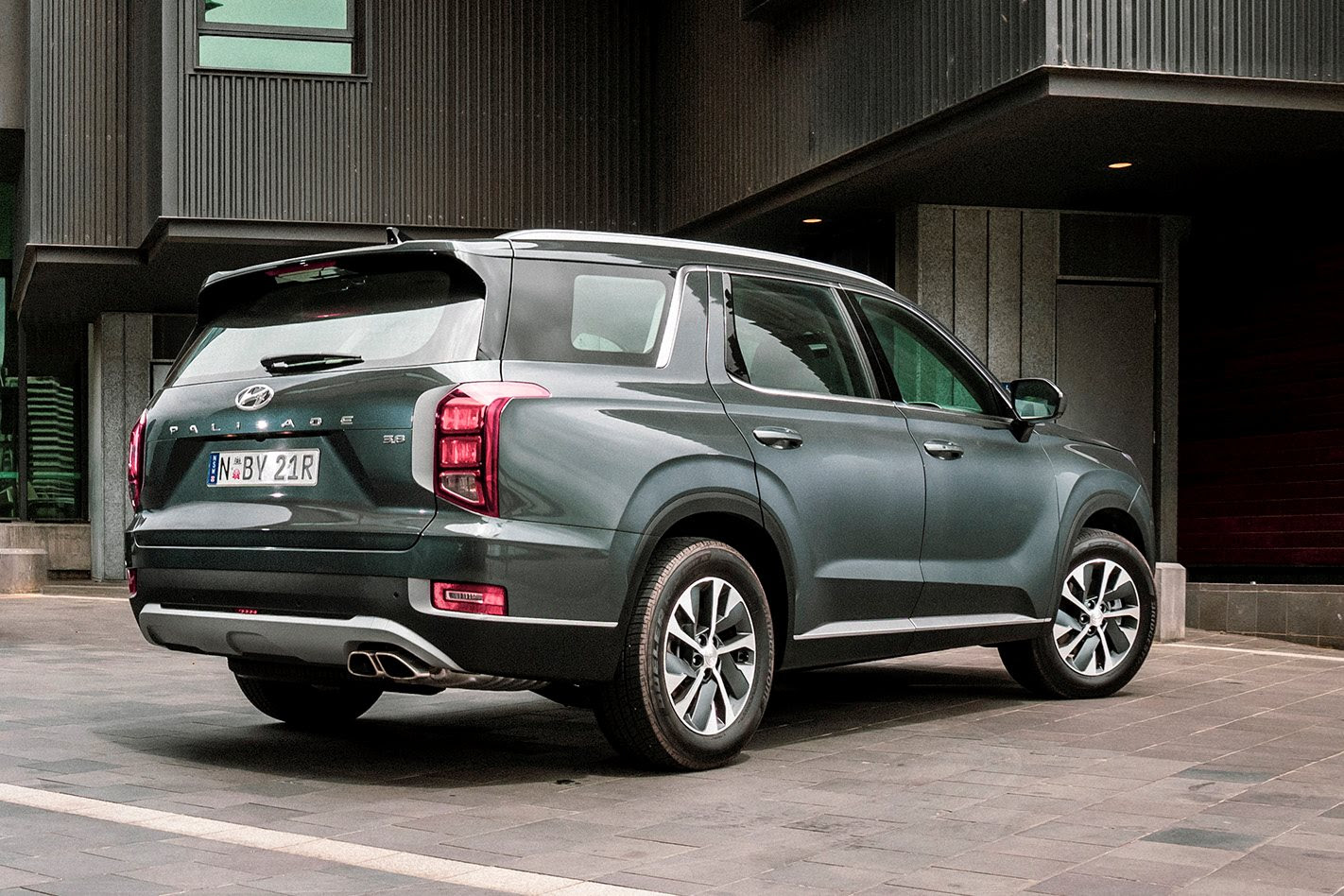 2021 Hyundai Palisade 3.6L V6 review