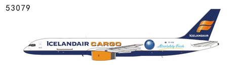 Boeing 757-200F Icelandair Cargo TF-FIG Absolutely Fresh | is due: April 2019