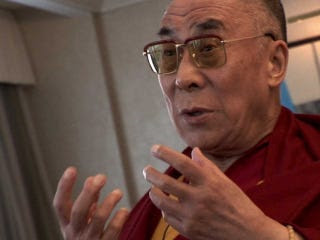 The Dalai Lama reveals the most interesting man he's ever met