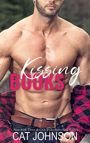Cover for 'Kissing Books'