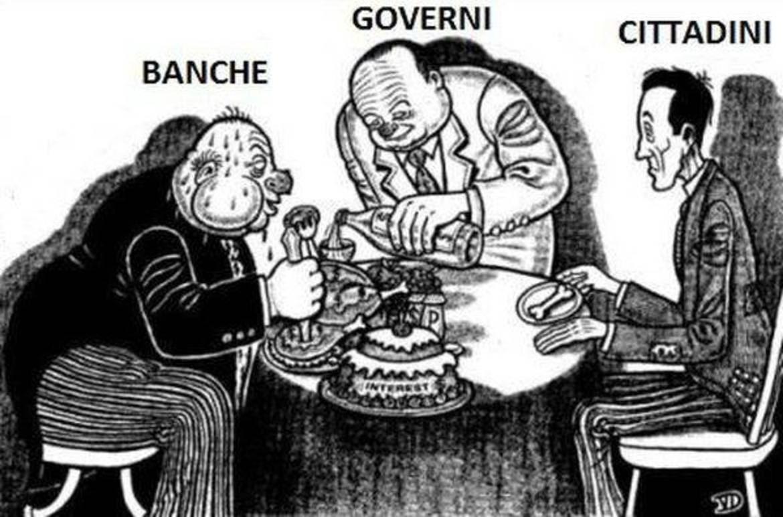 Sovranità e libertà. Sì al signoraggio di popolo, no al signoraggio delle banche