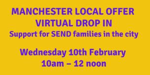 February Virtual Drop In