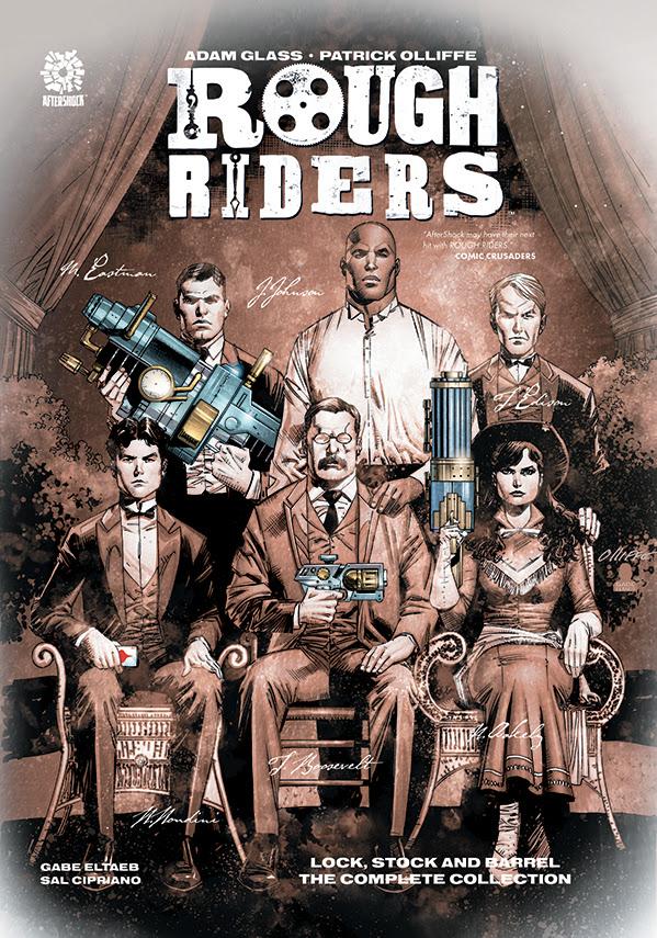 Rough Riders HC