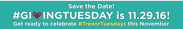 Giving Tuesday is November 29!