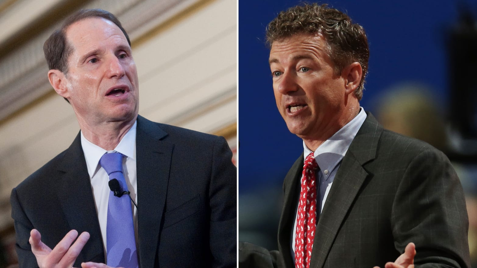 Ron Wyden and Rand Paul