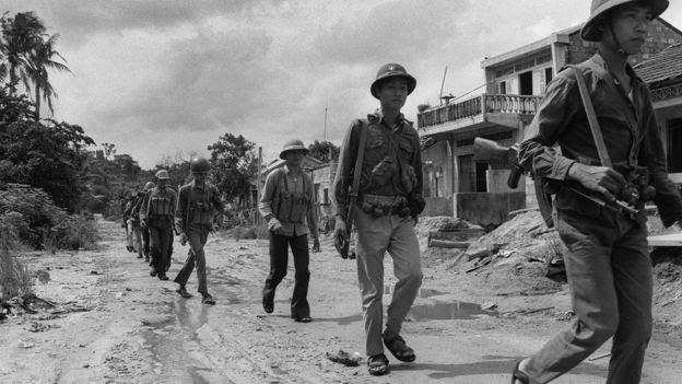 Bộ đội Việt Nam ở tỉnh An Giang, ngày 1/1/1979