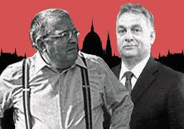 Inside the fall of the oligarch who turned against Viktor Orbán ...