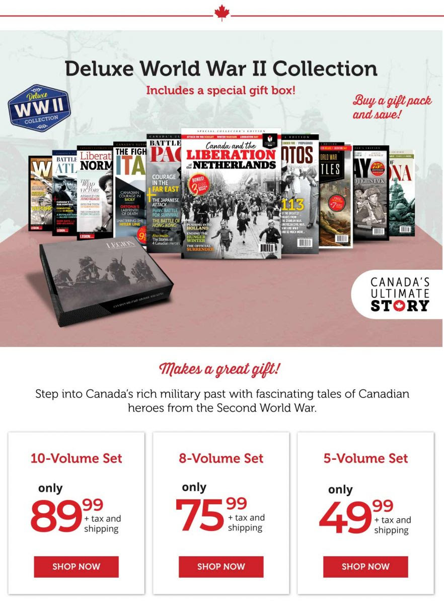 Deluxe World War Two Collection