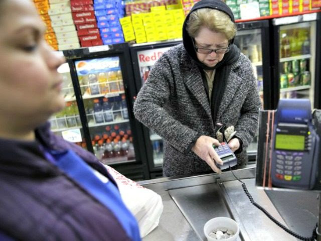 More Than 1.1 Million Fewer Americans on Food Stamps Under Trump