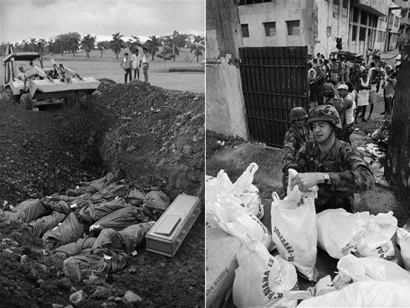 Invasión de Estados Unidos a Panamá hace 20 años